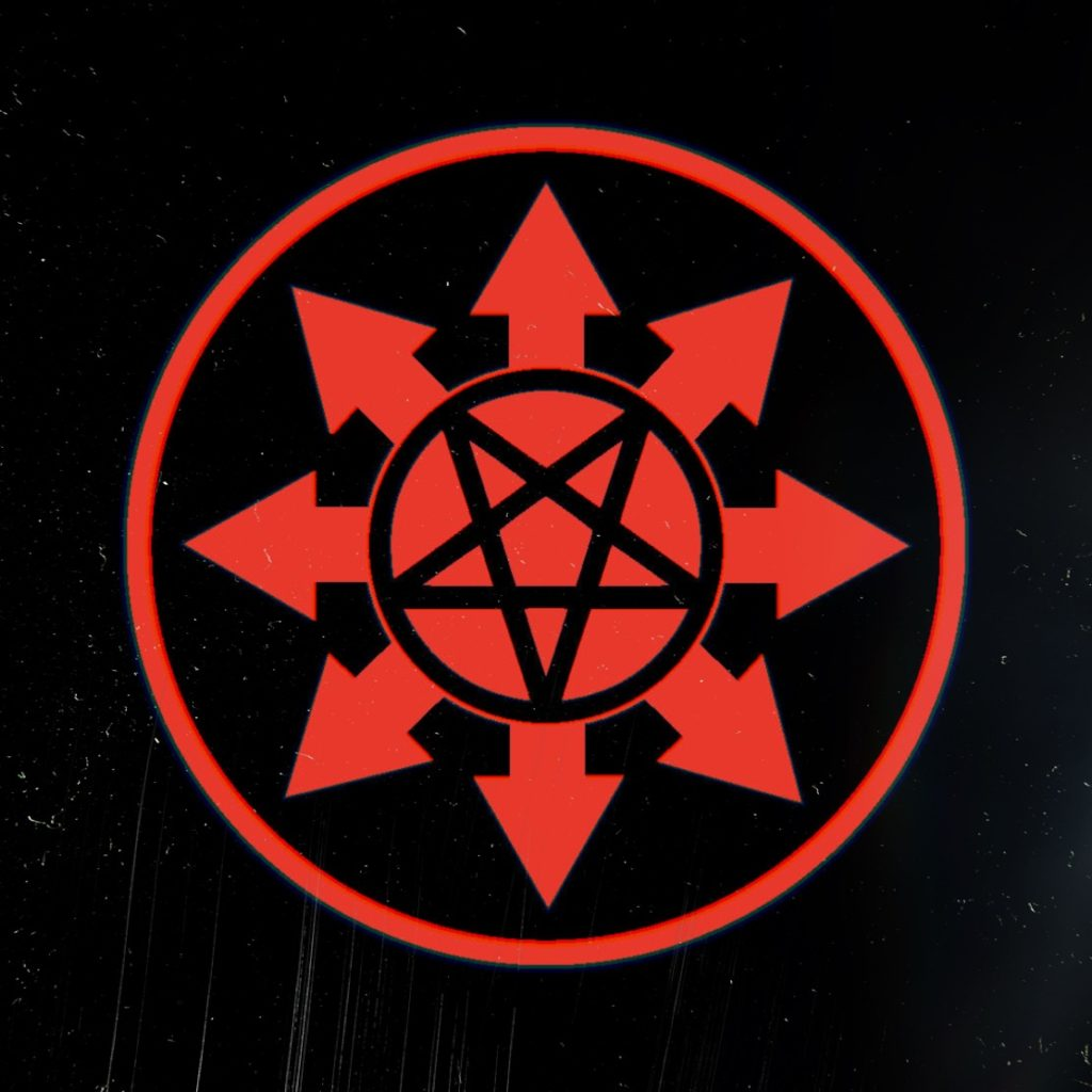 chaosaddiction symbol pentagram fx